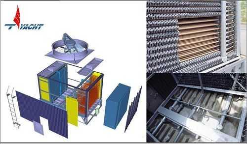 冷却塔 方型冷却塔