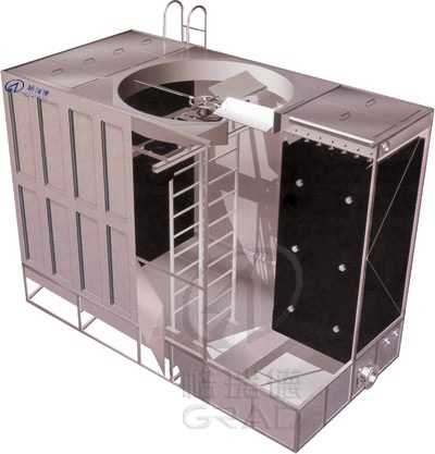 BHD系列玻璃钢横流式冷却塔