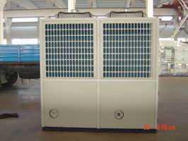 风冷冷(热)水机,深圳市金华利制冷设备有限公司