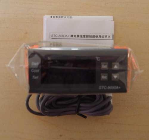 精创stc-8080a 温控器