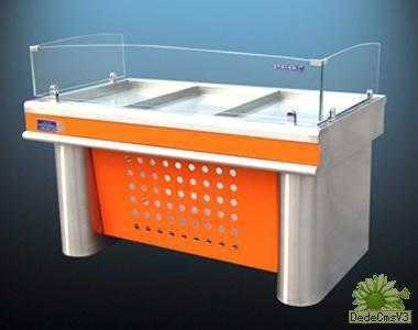 超市热展台、食品保温设备、,江苏省徐州市三野制冷设备有限公司