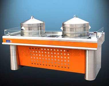 超市蒸柜、糕点烹饪设备、2米蒸柜,江苏省徐州市三野制冷设备有限公司