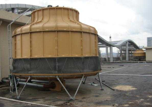 逆流式圆形冷却塔标准型