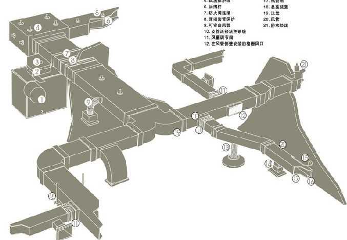 中野A6风管,湖南中野高科技特种材料
