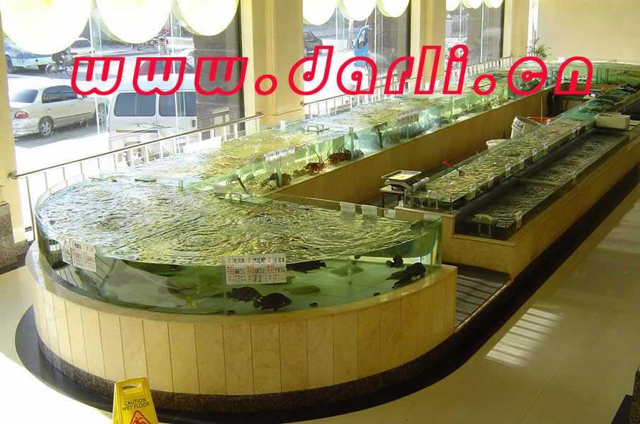 海鲜鱼缸,达尔利制冷科技有限公司