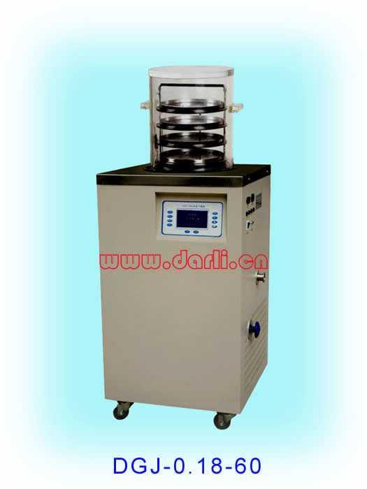 小型试验用真空冻干机,达尔利制冷科技有限公司