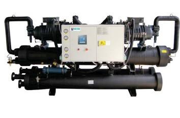 地(水)源热泵机组