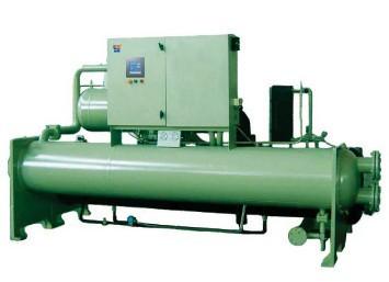 满液式地(水)源热泵机组