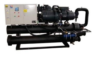 高温机组地源热泵