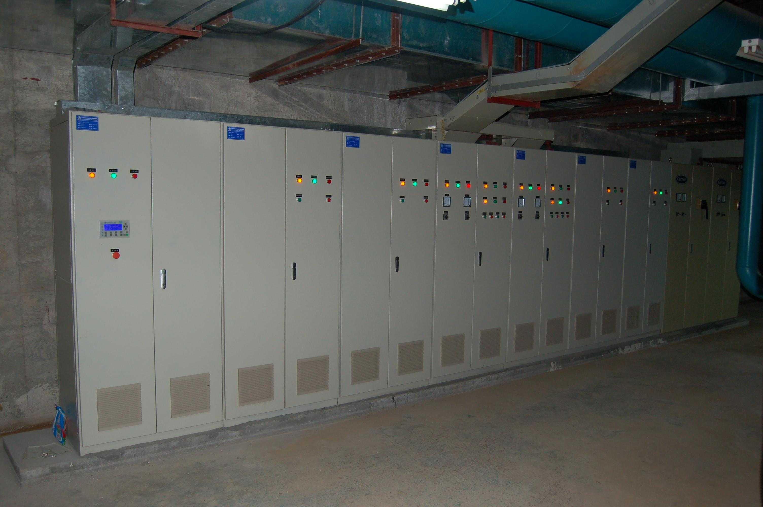 ddc自动化控制电箱 - 东莞市东城信裕空调自动化设备