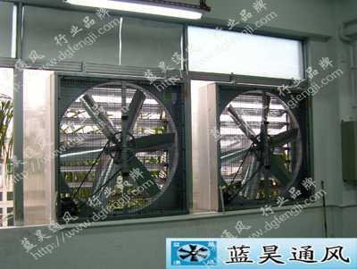 东莞厂家直销蓝昊牌排烟雾风机,蓝昊通风(LanHaoFan)长安销售公司