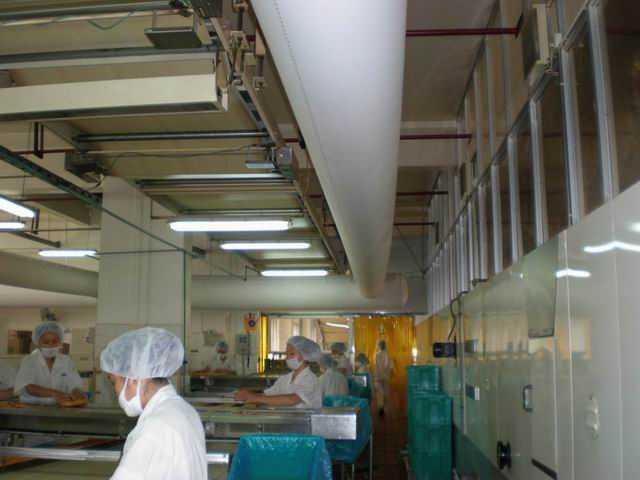 纤维织物空气分布器,杜肯索斯(武汉)空气分布系统有限公司