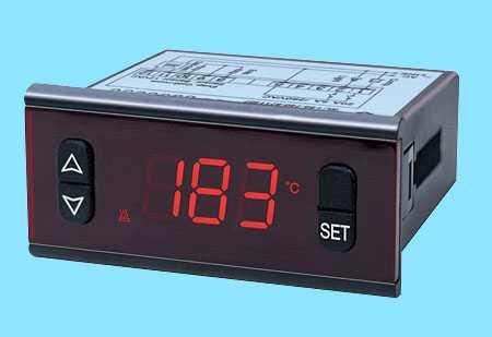 加热类温控器ED330L,中山市卓蓝电气有限公司