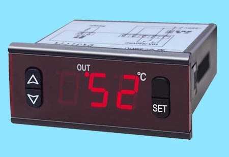 加热温控器SF-803L,中山市卓蓝电气有限公司