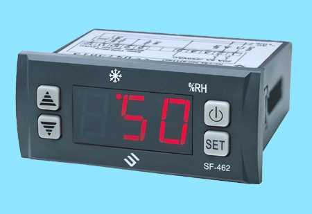 湿度控制器SF-462,中山市卓蓝电气有限公司