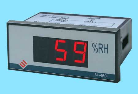 湿度显示器SF-450,中山市卓蓝电气有限公司