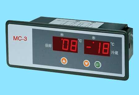 温度控制器MC-3,中山市卓蓝电气有限公司