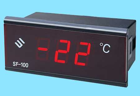 温度显示器SF-100,中山市卓蓝电气有限公司