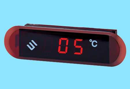 温度显示器DP-100A,中山市卓蓝电气有限公司