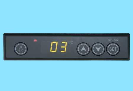 触摸屏温控器SF-732A,中山市卓蓝电气有限公司