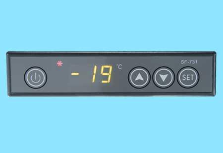 触摸屏温控器SF-731,中山市卓蓝电气有限公司