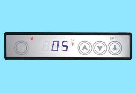 触摸屏温控器SF-730,中山市卓蓝电气有限公司