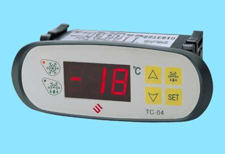 温控器TC-04,中山市卓蓝电气有限公司
