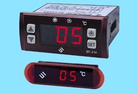 温控器SF-214,中山市卓蓝电气有限公司