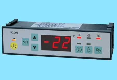 电子温控器PC205,中山市卓蓝电气有限公司