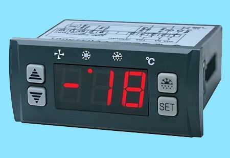 数显温控器SF-106,中山市卓蓝电气有限公司