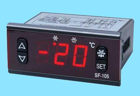 数显温控器SF-105,中山市卓蓝电气有限公司