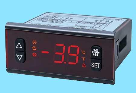 微电脑温控器ED108,中山市卓蓝电气有限公司