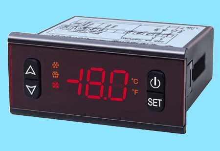 数显温控器ED106W,中山市卓蓝电气有限公司
