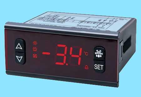 数显温控器ED106,中山市卓蓝电气有限公司