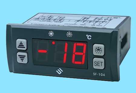 电子温控器SF-104,中山市卓蓝电气有限公司
