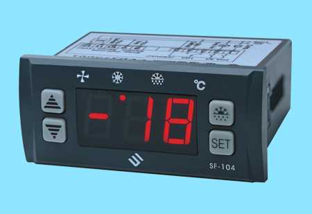 数显温控器SF-104P,中山市卓蓝电气有限公司