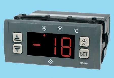 数显温控器SF-104S,中山市卓蓝电气有限公司