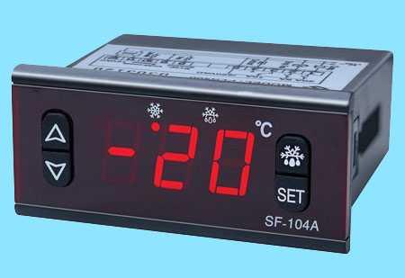 数显温控器SF-104A,中山市卓蓝电气有限公司