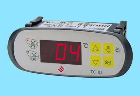 温控器TC-03,中山市卓蓝电气有限公司
