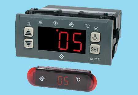 微电脑温控器SF-213,中山市卓蓝电气有限公司