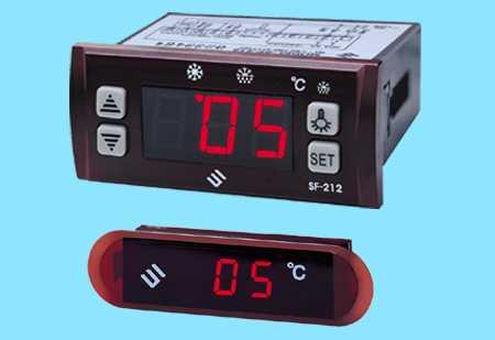 智取化温控器SF-212,中山市卓蓝电气有限公司