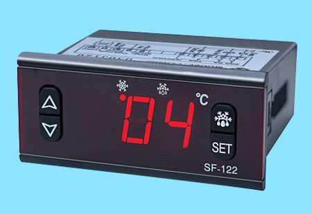 温控器SF-122,中山市卓蓝电气有限公司