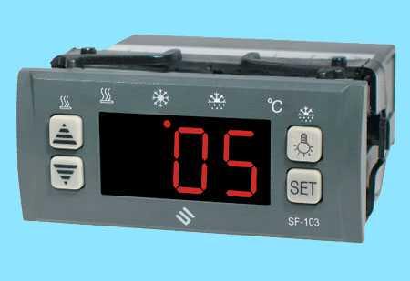 数显温控器SF-103,中山市卓蓝电气有限公司