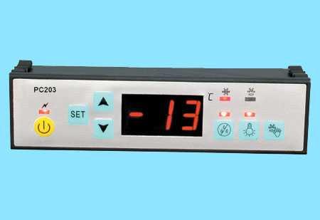 智取化温控器PC203,中山市卓蓝电气有限公司