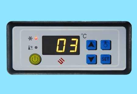 微电脑温控器SF-152,中山市卓蓝电气有限公司