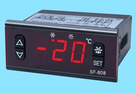 数显温控器SF-808,中山市卓蓝电气有限公司