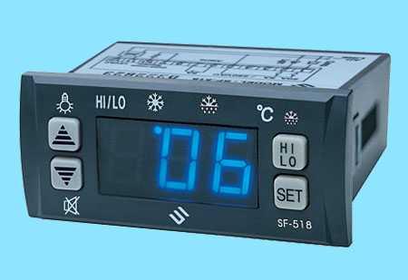 电子温控器SF-518,中山市卓蓝电气有限公司