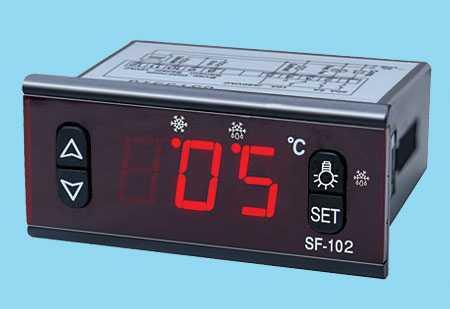 微电脑温控器SF-102S,中山市卓蓝电气有限公司
