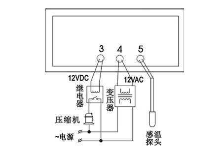 温控器SF-101S,中山市卓蓝电气有限公司