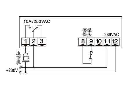 通用型温控器SF-800D,中山市卓蓝电气有限公司